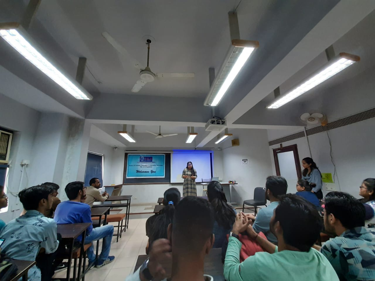 InfoSecgirls meetup in Gujarat on November 30th 2019