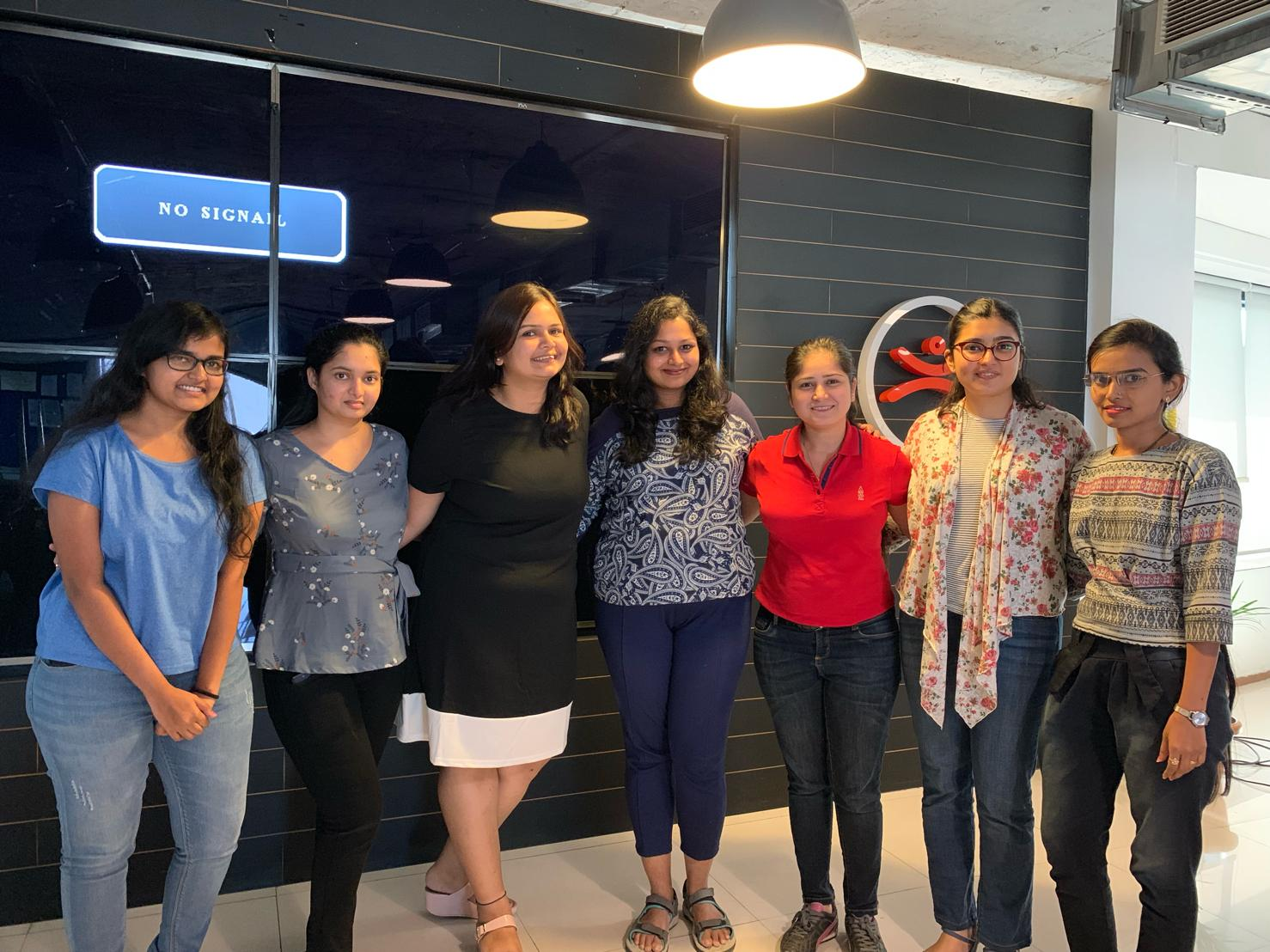 InfoSecgirls meetup at Bangalore